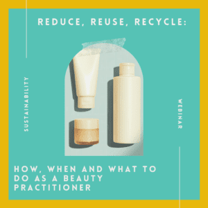 Reduce, Reuse, Recycle Webinar